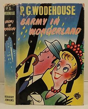 Barmy in Wonderland: Wodehouse, P.G.