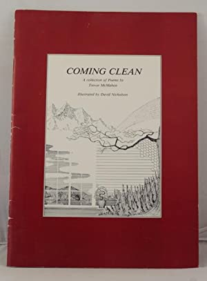 Coming Clean a collection of poems: McMahon, Trevor