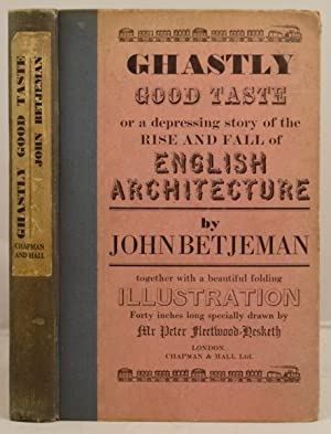 Ghastly Good Taste or, a depressing etc. etc.: Betjeman, John