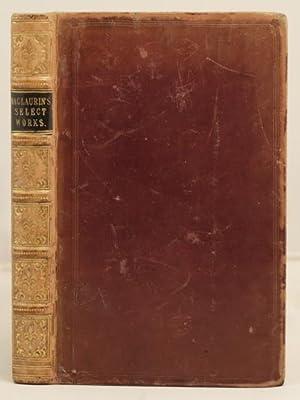 Select Works of the Rev. John Maclaurin: Maclaurin, John
