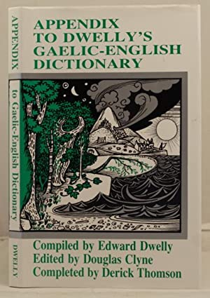 Appendix to Dwelly's Gaelic-English Dictionary compiled by Edward Dwelly: Clyne, Douglas