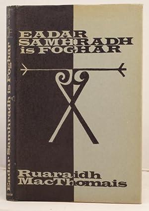 Eadar Samhradh Is Foghar cnuasachd de dhaintean: Macthomais, Ruaraidh