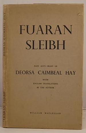 Fuaran Sleibh rainn ghaidhlig le: Hay, Deorsa Caimbeal