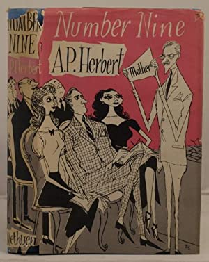 Number Nine or the mind-sweepers: Herbert, A.P.
