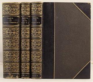 La Divina Commedia; La Vita Nuova; Il Convito: Dante Alighieri