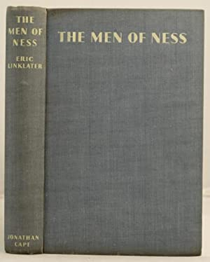 The men of Ness; the saga ofThorlief Coalbiter's sons.: Linklater, Eric
