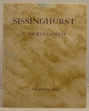 Sissinghurst: Sackville-West, V.