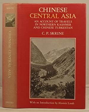 Chinese Central Asia; an account of travels in northern Kashmir and Chinese Turkestan.