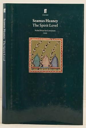 The Spirit level: Heaney, Seamus