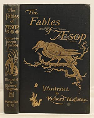 The Fables of Aesop selected, told anew and their history traced by