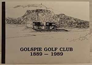 Golspie Golf Club 1889-1989: Houston, Rod