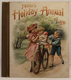 Nister's Holiday Annual for 1891