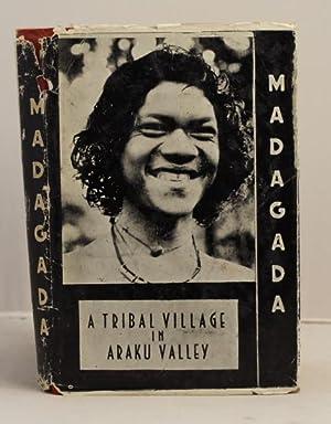 Madagada; a tribal village in Araku Valley. (Village study series 2)