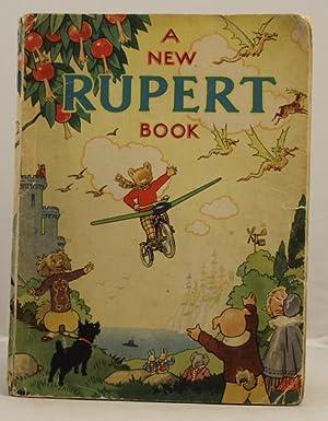 A New Rupert Book (1945): bestall, Alfred