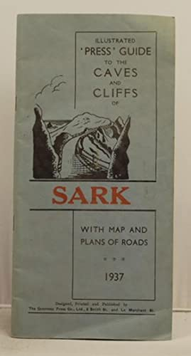 """Illustrated """"Press"""" Guide to the Caves and"""
