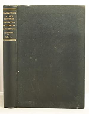 Transactions of the Northern Association of Literary and Scientific Societies. Vol 1, parts 1-IV.