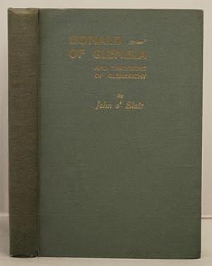 Donald of Glenisla and traditions of Glenericht: O'Blair, John