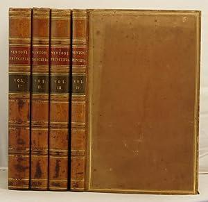 Philosophiae Naturalis Principia Mathematica.: Newton, Isaac