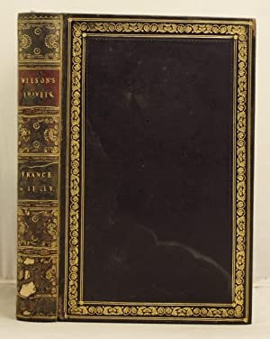 Records of a Route through France and Italy with sketches of Catholicism.: Wilson, William Rae