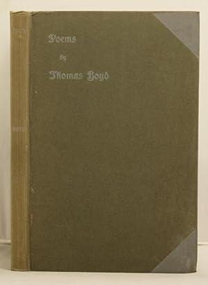 Poems: Boyd, Thomas