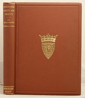 Edinburgh Guilds and Crafts etc: Marwick, James D.