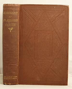 Autobiography of the Rev.Dr. Alexander Carlyle minister of Inveresk: Carlyle, Alexander