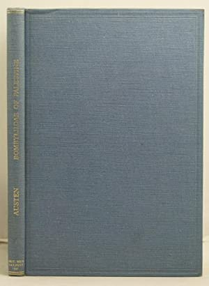 Bombyliidae of Palestine: Austen, E.E
