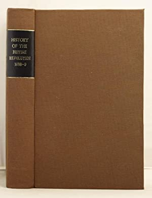 The History of the British Revolution of 1688-9; etc.etc.: Moore, George