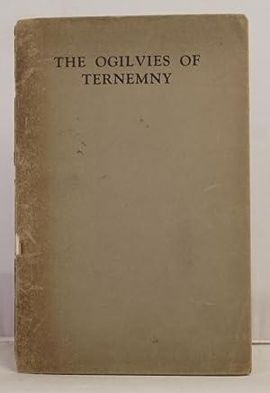 The Ogilvies of Ternemny: Ogilvie, Alexander John