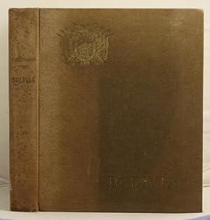 Bolivia 150 grabados en cobre: Gerstmann, Roberto (Introduccion por Dr.F.Ahlfeld)