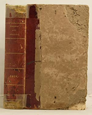 The Bengal Almanac, for 1848. With a companion and appendix containing etc etc. Compiled and ...