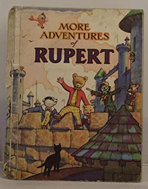 More Aventures of Rupert (The annual for 1942)