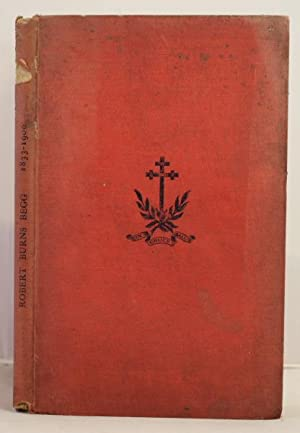 Memoir of Robert Burns Begg