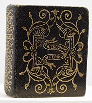 Friendship's Offering; a sacred gift in verse and prose. Embellished with engravings.