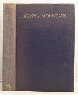 Kenya Mountain: Dutton, E.A.T.
