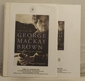 The Life of George Mackay Brown, through the eye of a needle.: Fergusson, Maggie