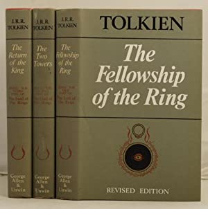 The Lord of the Rings; The Fellowship of the Ring; The Two Towers; The Return of the King.: Tolkien...