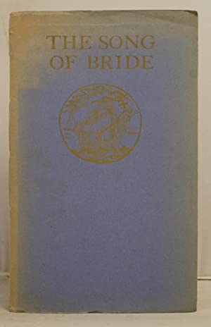 The Song of Bride: Hutchison, Isobel Wylie
