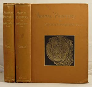 Animal Painters of England from the year 1650. A brief history of their lives and works.