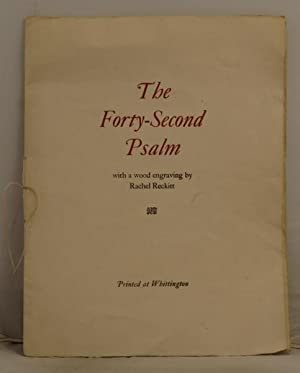 The Forty-Second Psalm