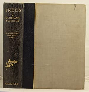 Trees a woodland notebook, containing observations etc etc