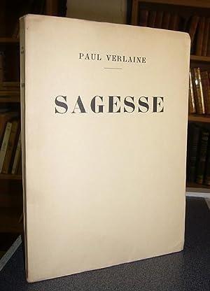 Sagesse: Verlaine, Paul