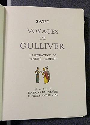 Voyages de Gulliver: Swift, Jonathan & Hubert, André