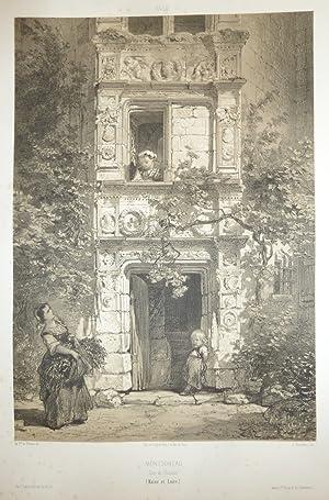 Montsoreau, Tour de l'escalier (Maine et Loire): Wismes, Baron de