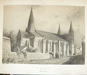 Église du Puy Notre-Dame, arrondissement de Saumur: Wismes, Baron de