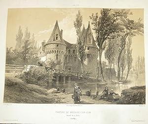Château de Bazouges-sur-Loir, arrondissement de la Flèche: Wismes, Baron de