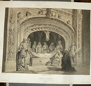 Tombeau du Christ à Solesnes, arrondissement de: Wismes, Baron de