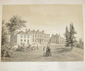 Château de Craon. Arrondissement de Château Gontier: Wismes, Baron de