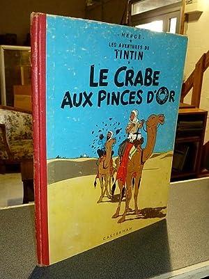 Tintin - 9 - Crabe aux pinces: Hergé - Hergé
