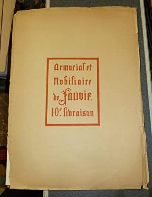 Armorial et Nobiliaire de l'Ancien Duché de: Foras, Le Cte